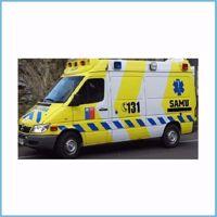 SAMU Victoria, servicio de ambulancia, comuna de Victoria, Región de la Araucanía, primera ciudad digitalizada de Chile